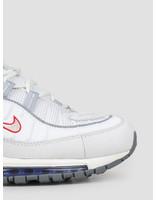 Nike Nike Air Max 98 Summit White Metallic Silver Cd1538-100