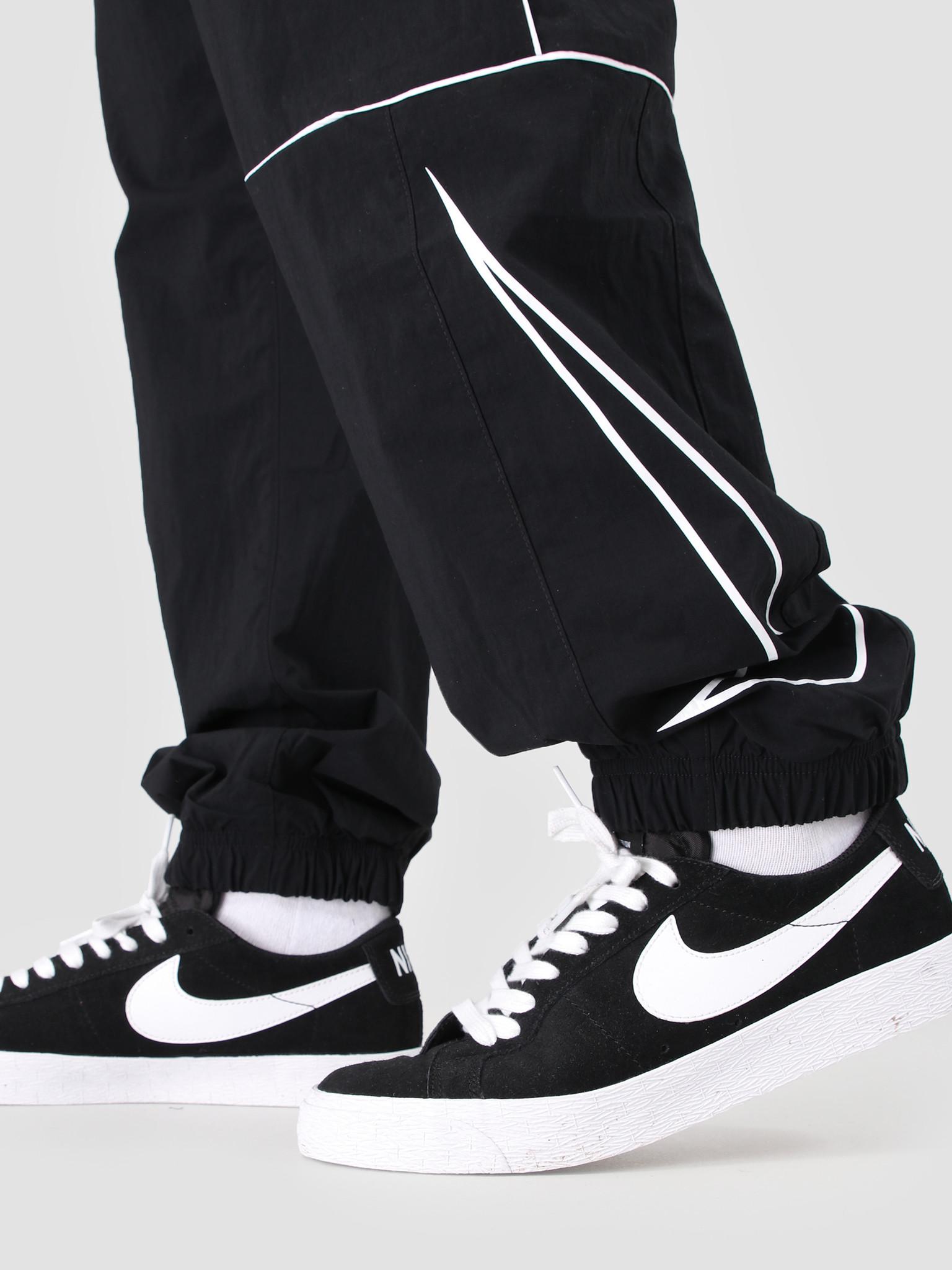 Nike Nike SB Pant Black White White Aj9774-010