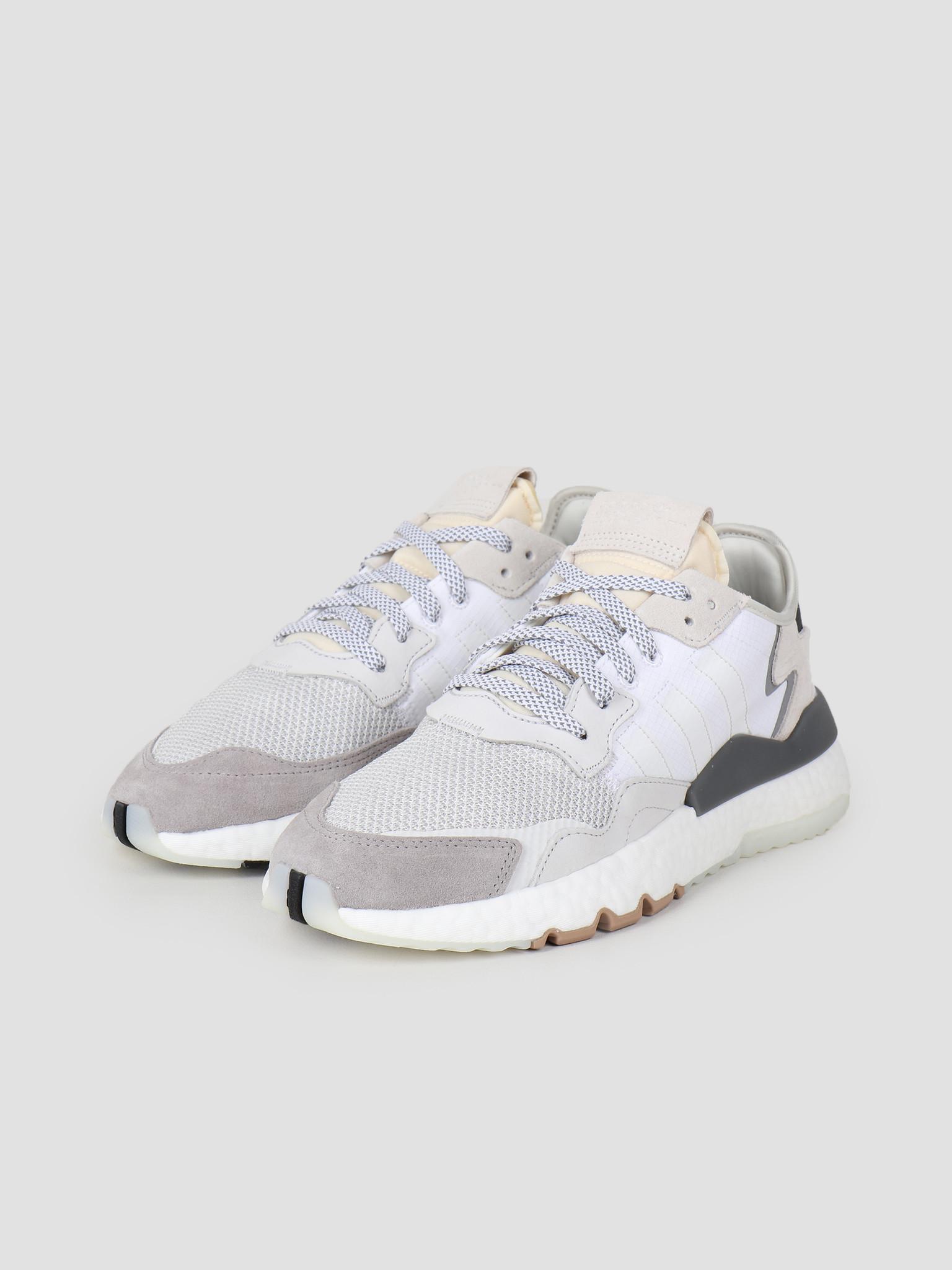 adidas adidas Nite Jogger Ftwwht Crywht Cblack CG5950