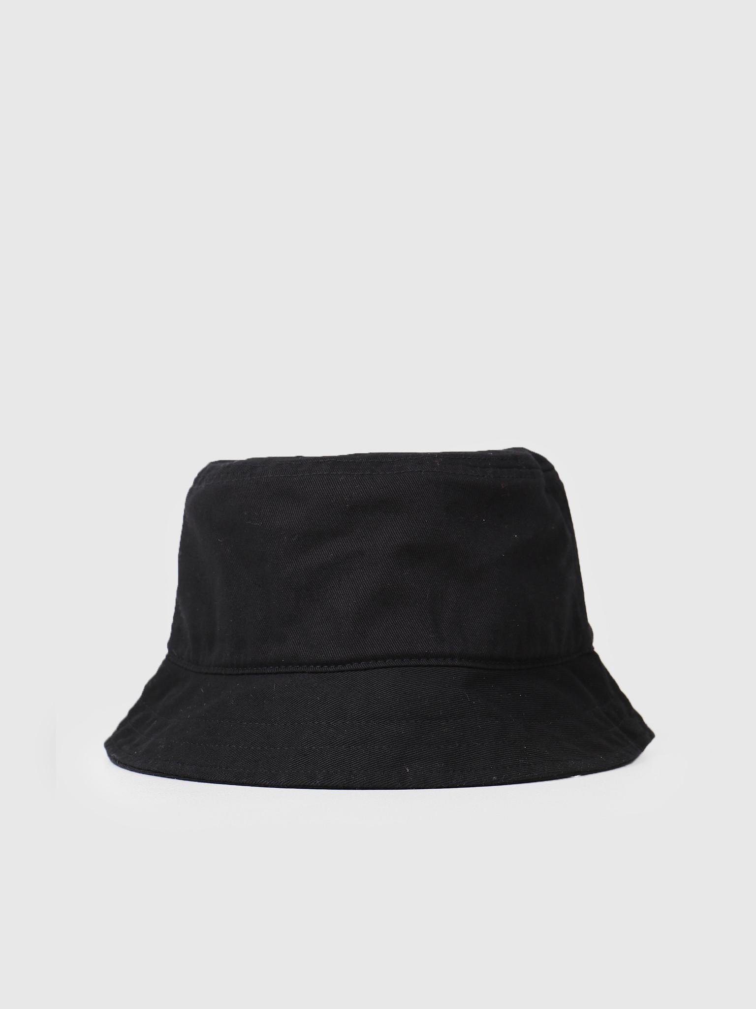 Lyle and Scott Lyle and Scott Cotton Twill Bucket Hat 572 True Black HE800A