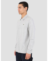 Lacoste Lacoste 1HP4 Longsleeve Polo 07A Argent Chine L1330-83