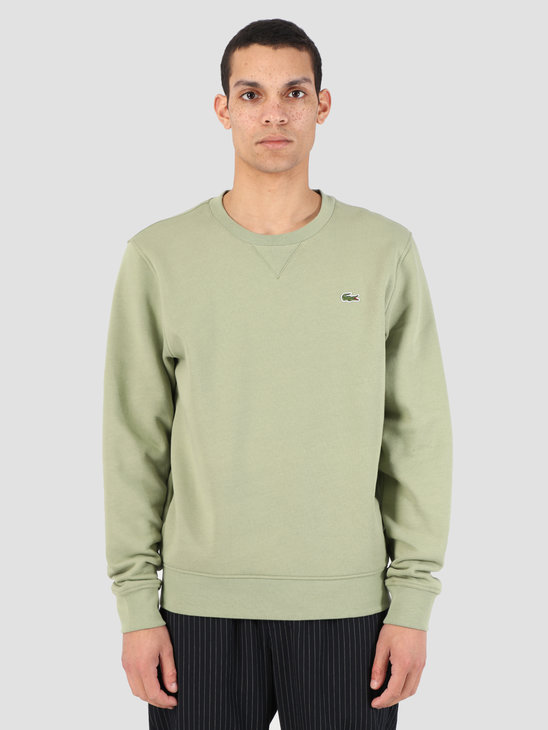 Lacoste 1Hs1 Men'S Sweatshirt 011 Poplar Sh7613-91