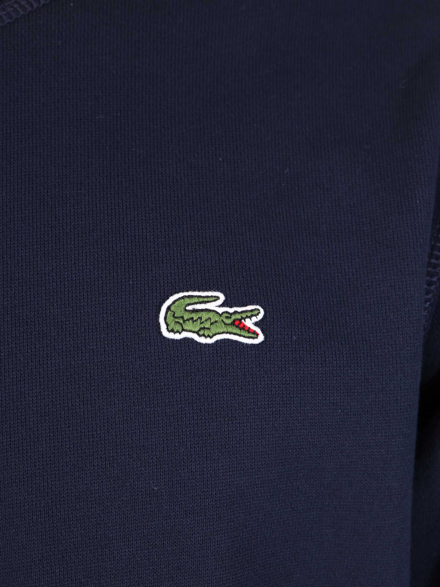 Lacoste Lacoste 1HS1 Sweatshirt 08A Marine Marine-Marine-Mari Sh9075-83