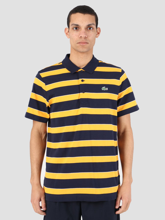 Lacoste 1HP3 Polo 06A Marine Pomelo-Blanc Yh9470-83