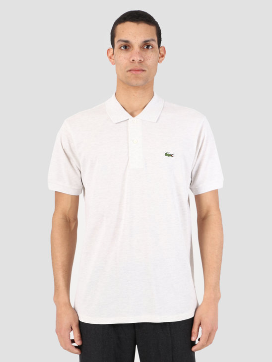Lacoste Chemise Col Bord-Cotes Ma Alpes Grey Chine L126471-HT1