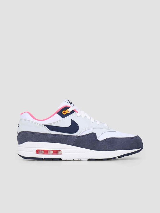Nike Air Max 1 White Midnight 319986-116
