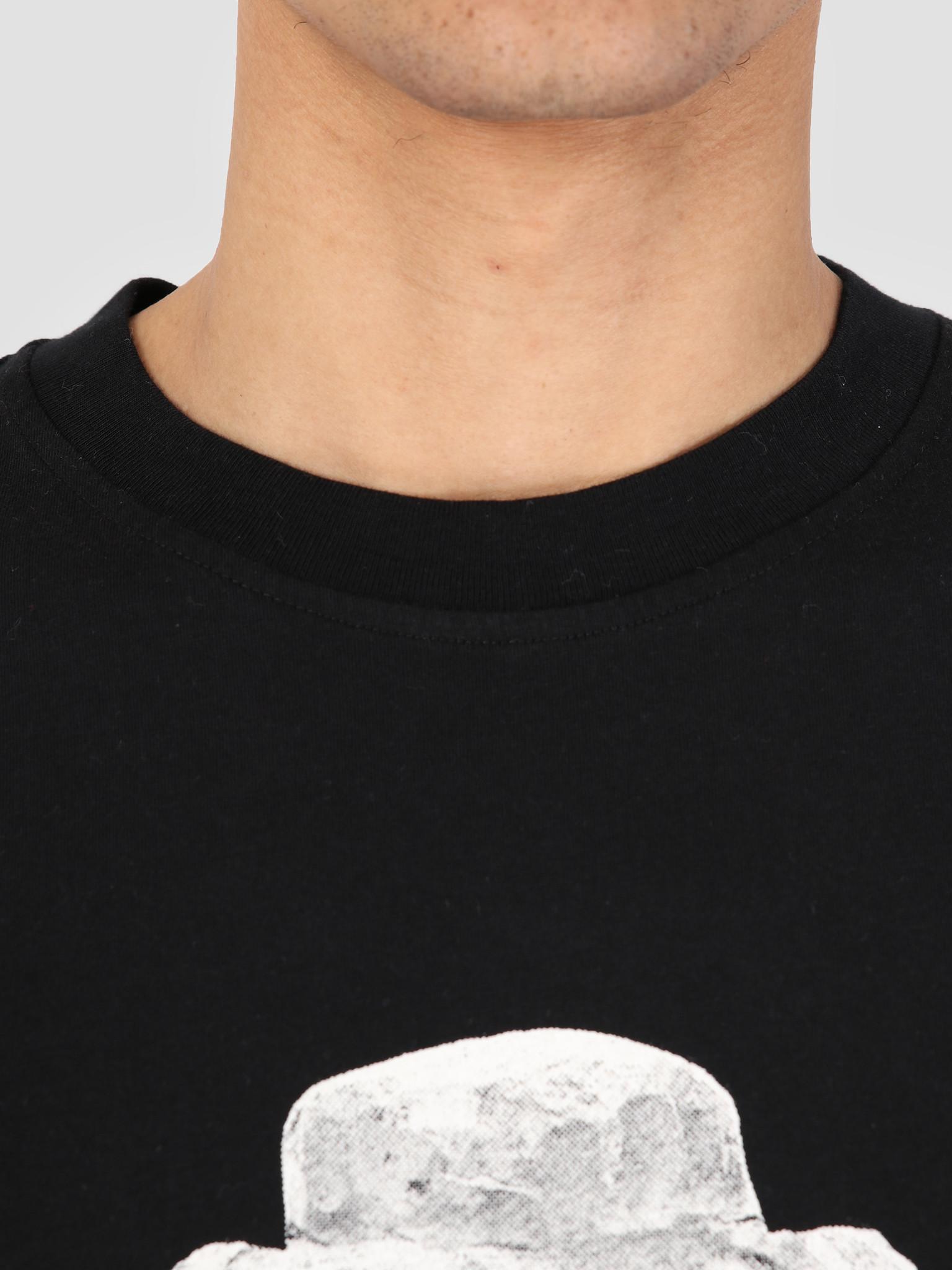Heresy Heresy Brick Head T-Shirt Black HSS19-T01B