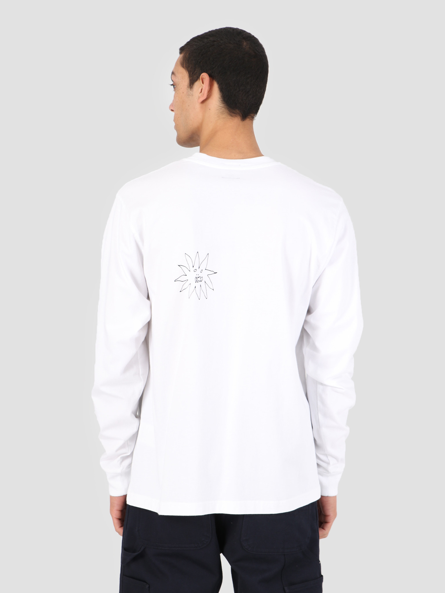 Heresy Heresy Dawn T-Shirt White HSS19-T06W