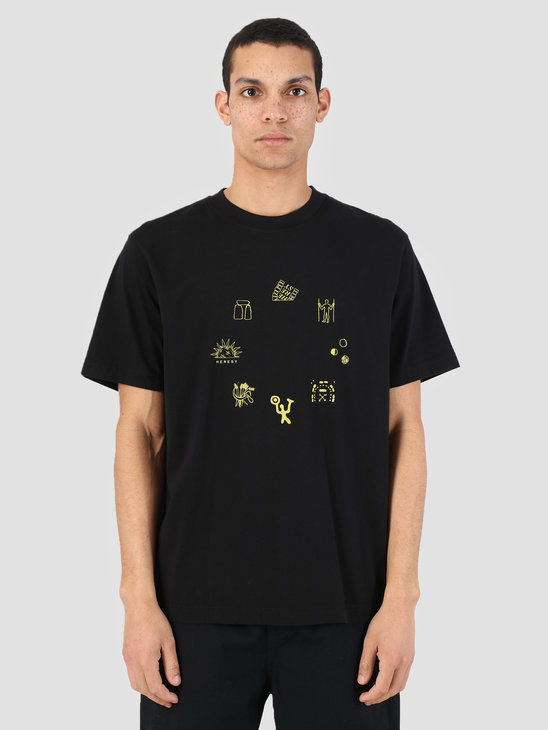 Heresy Emblem T-Shirt Black HSS19-T03B