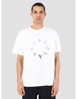 Heresy Heresy Emblem T-Shirt White HSS19-T03W