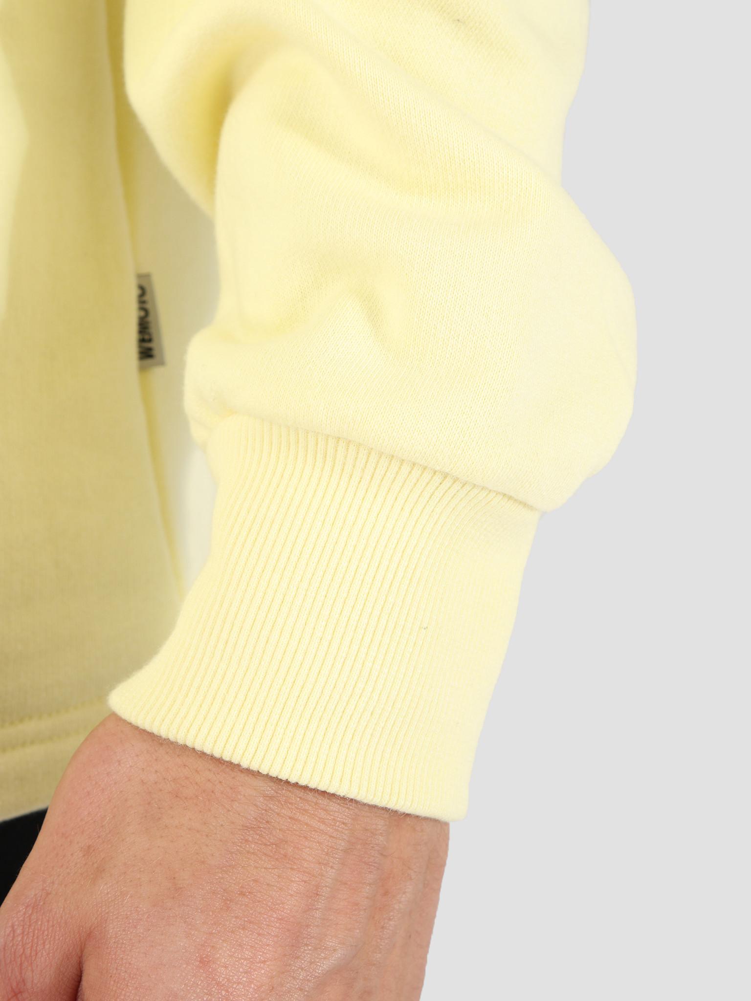 Wemoto Wemoto Watson Sweater Tender Yellow 131.401-714