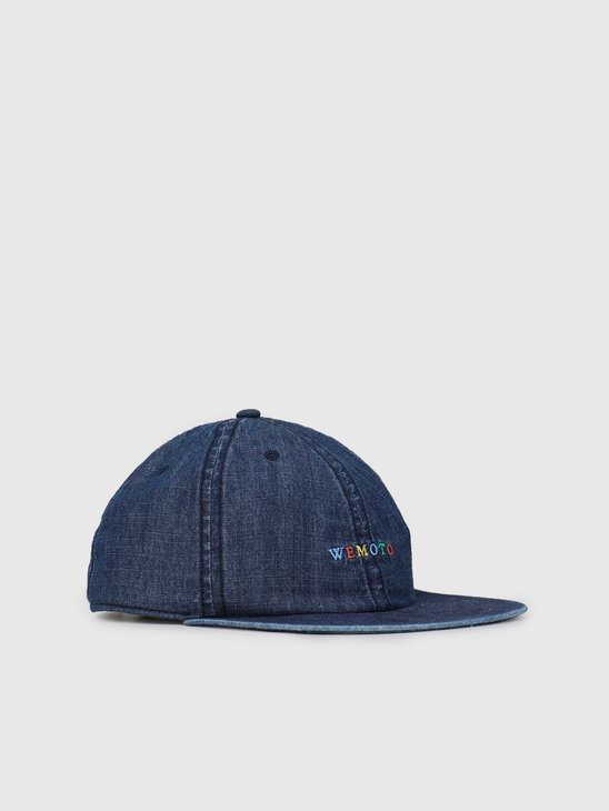 Wemoto Colors Cap Blue Denim 133.802-473