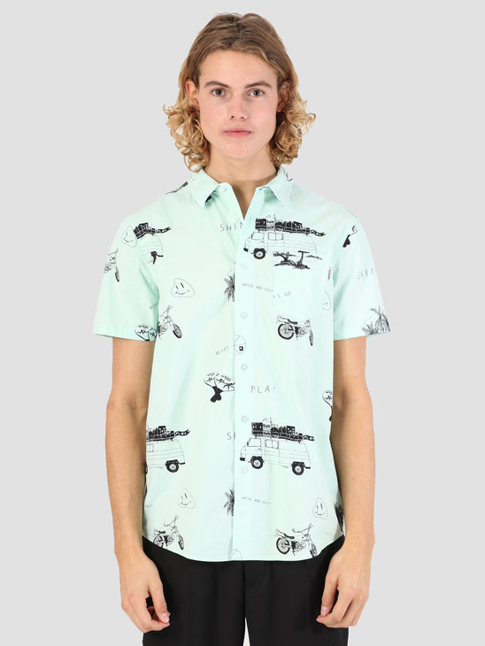 Wemoto Play Shirt Mint 131.306-619