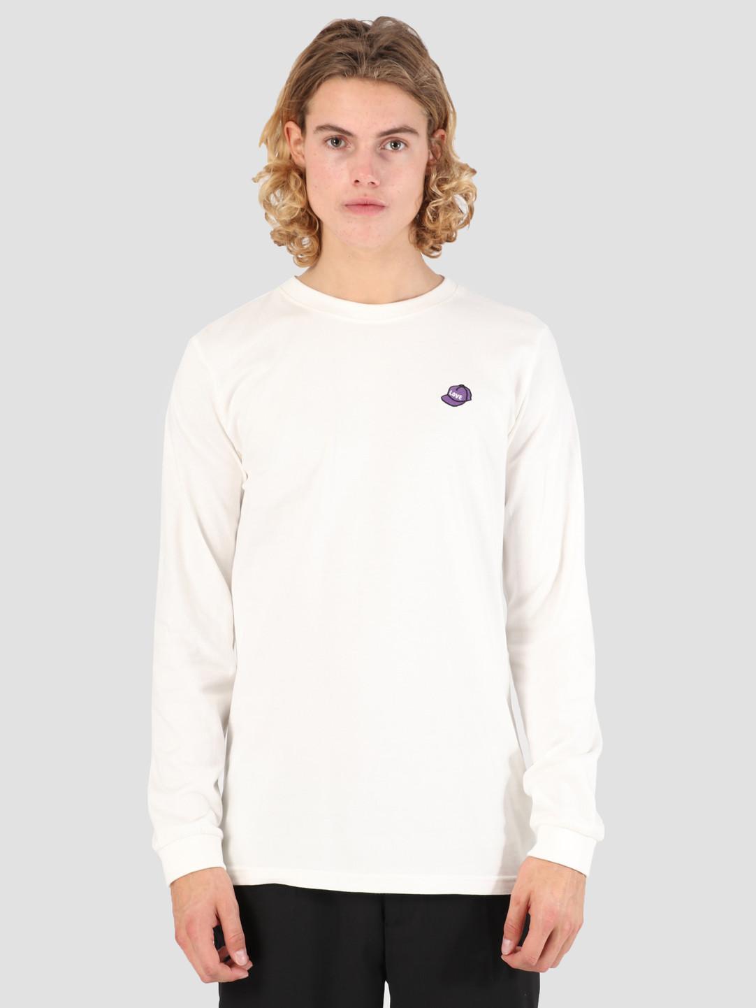 Wemoto Wemoto Hat Longsleeve Jersey Off White 131.224-201