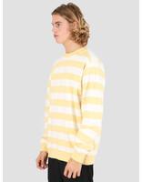 Wemoto Wemoto Crew Stripe Sweater Tender Yellow 131.403-714