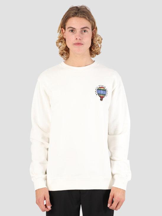 Wemoto Ballon Sweater Off White 131.417-201