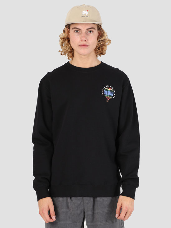 Wemoto Ballon Sweater Black 131.417-100
