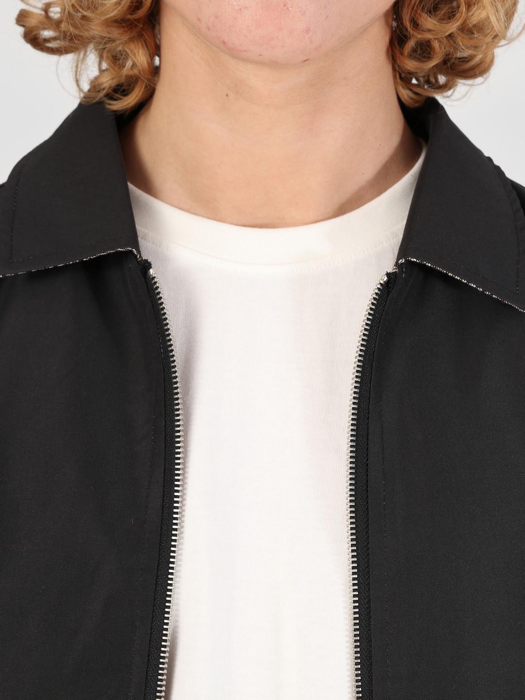 Wemoto Wemoto Mora Reversible Jacket Black Brown 131.610-100