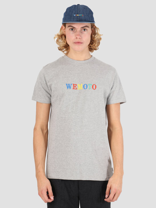 Wemoto Woogle T-Shirt Heather 131.129-300
