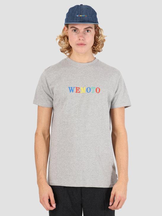 Wemoto Woogle T-Shirt Heather 131.129-300