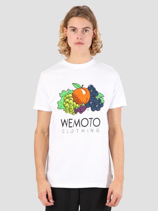 Wemoto Veg T-Shirt White 131.112-200