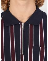 Wemoto Wemoto Ace T-Shirt Navy Blue-Eggplant 131.201-484