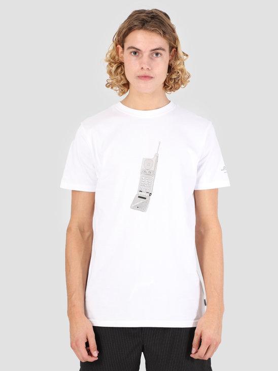 Wemoto Call Me T-Shirt White 131.133-200