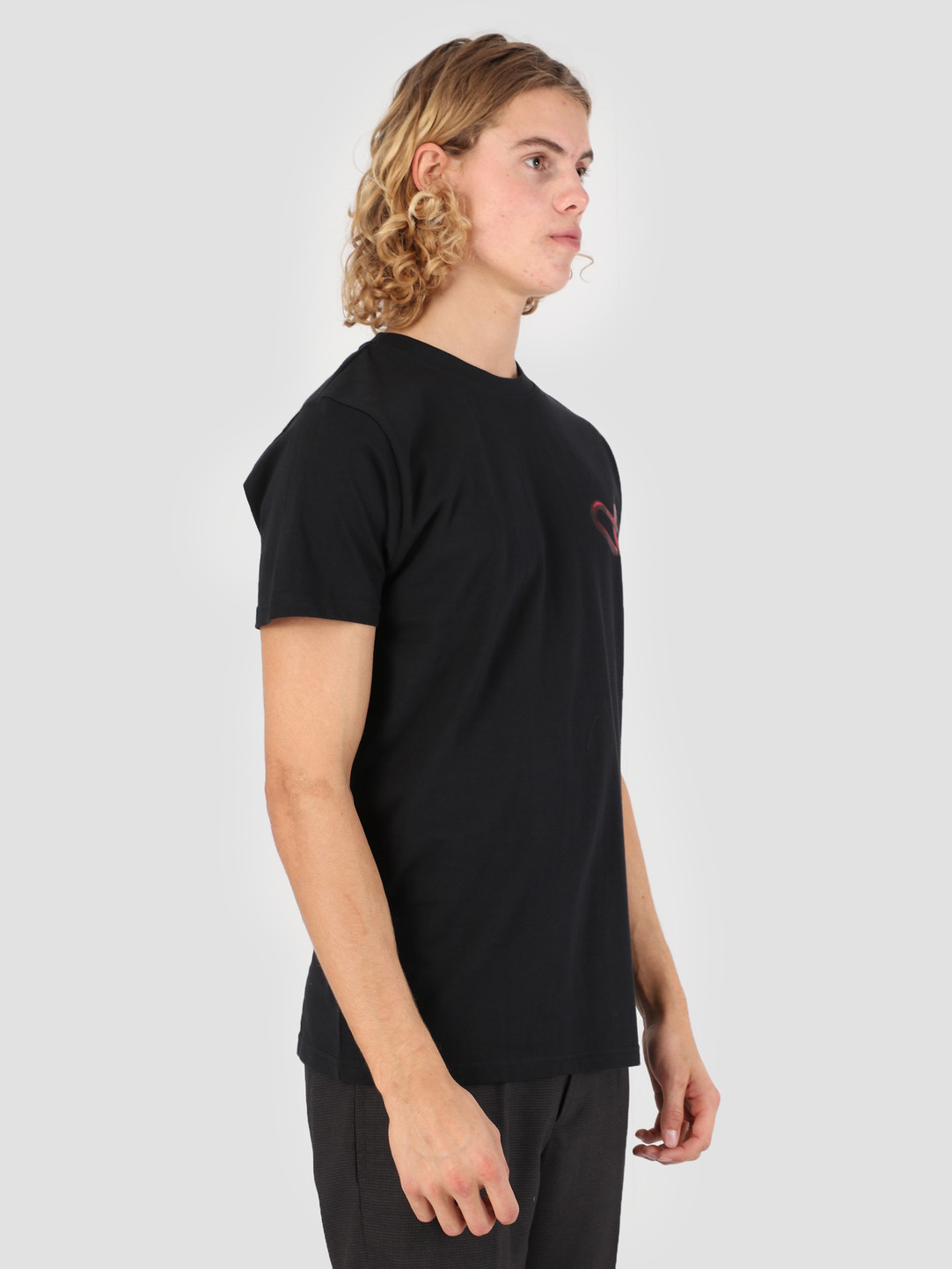 Wemoto Wemoto Chainbound T-Shirt Black 131.136-100