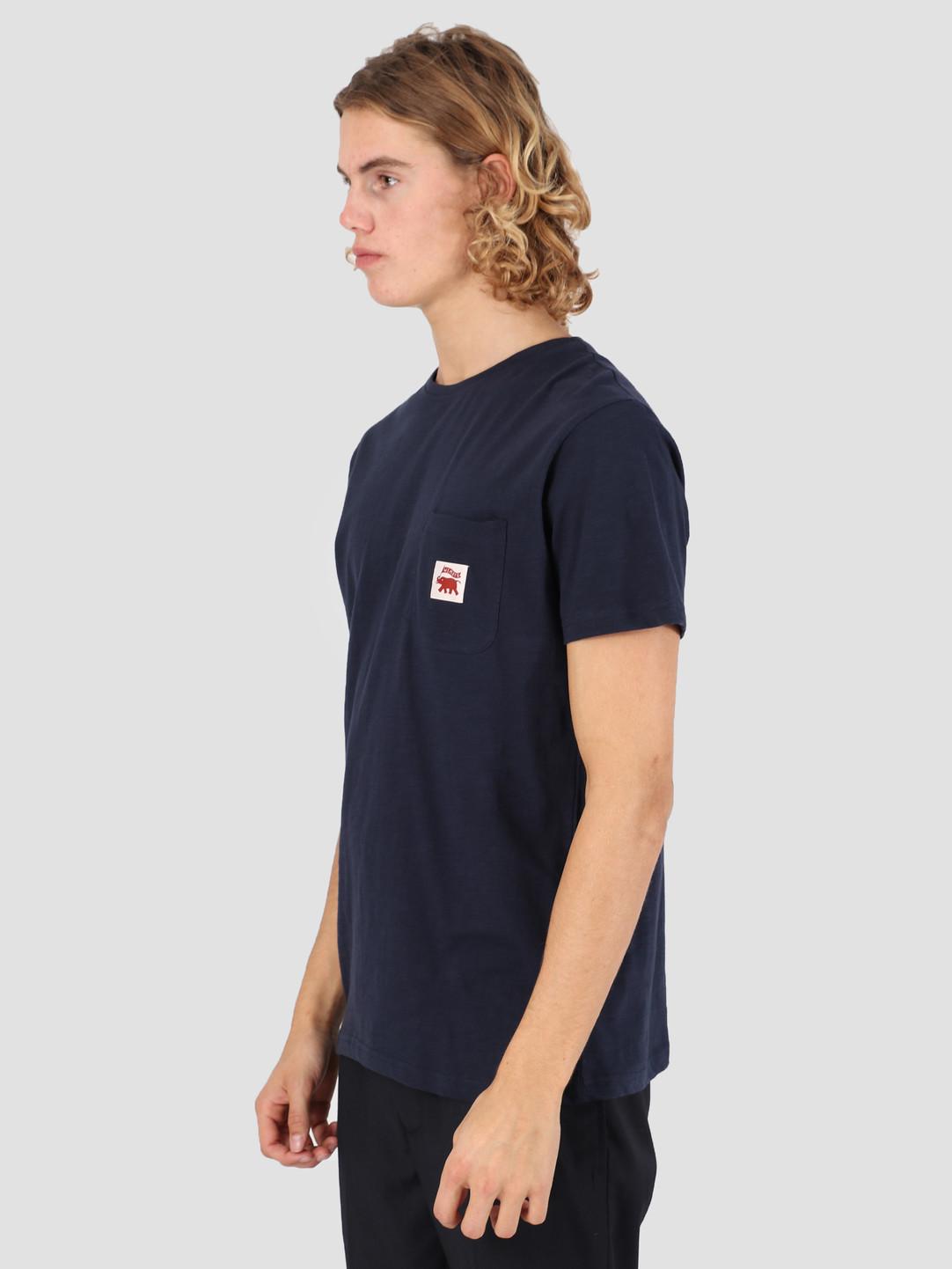 Wemoto Wemoto Toby Jersey Navy Blue 131.237-400