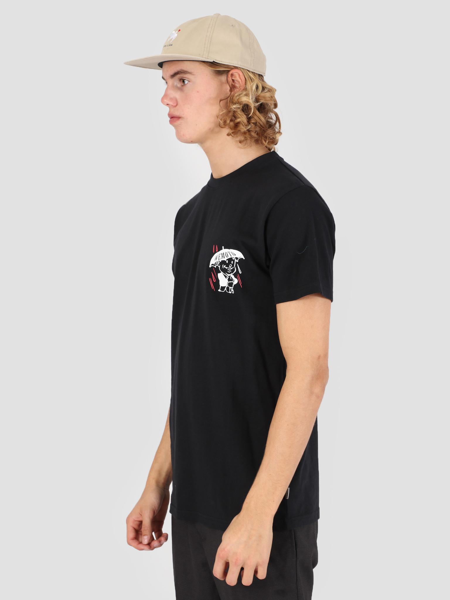 Wemoto Wemoto Company T-Shirt Black 131.120-100