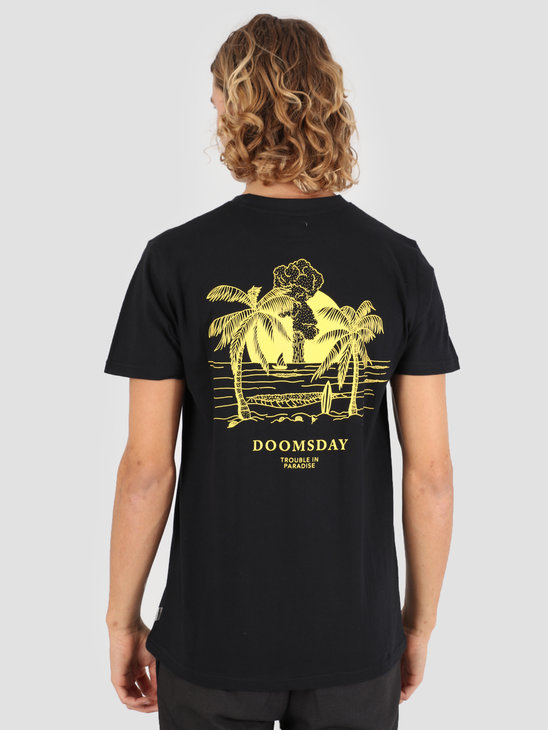 Wemoto Doomsday T-Shirt Black 131.109-100