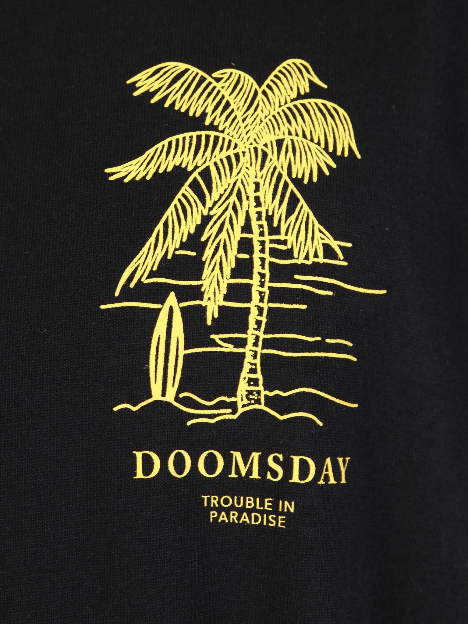 Wemoto Wemoto Doomsday T-Shirt Black 131.109-100