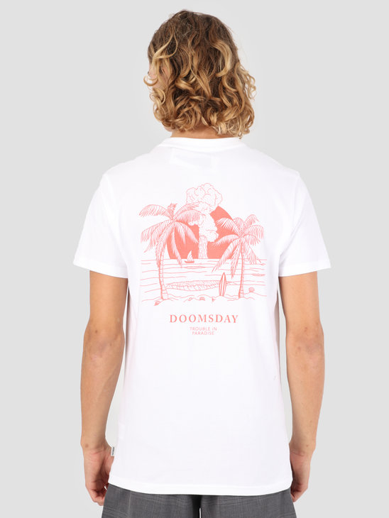 Wemoto Doomsday T-Shirt White 131.109-200