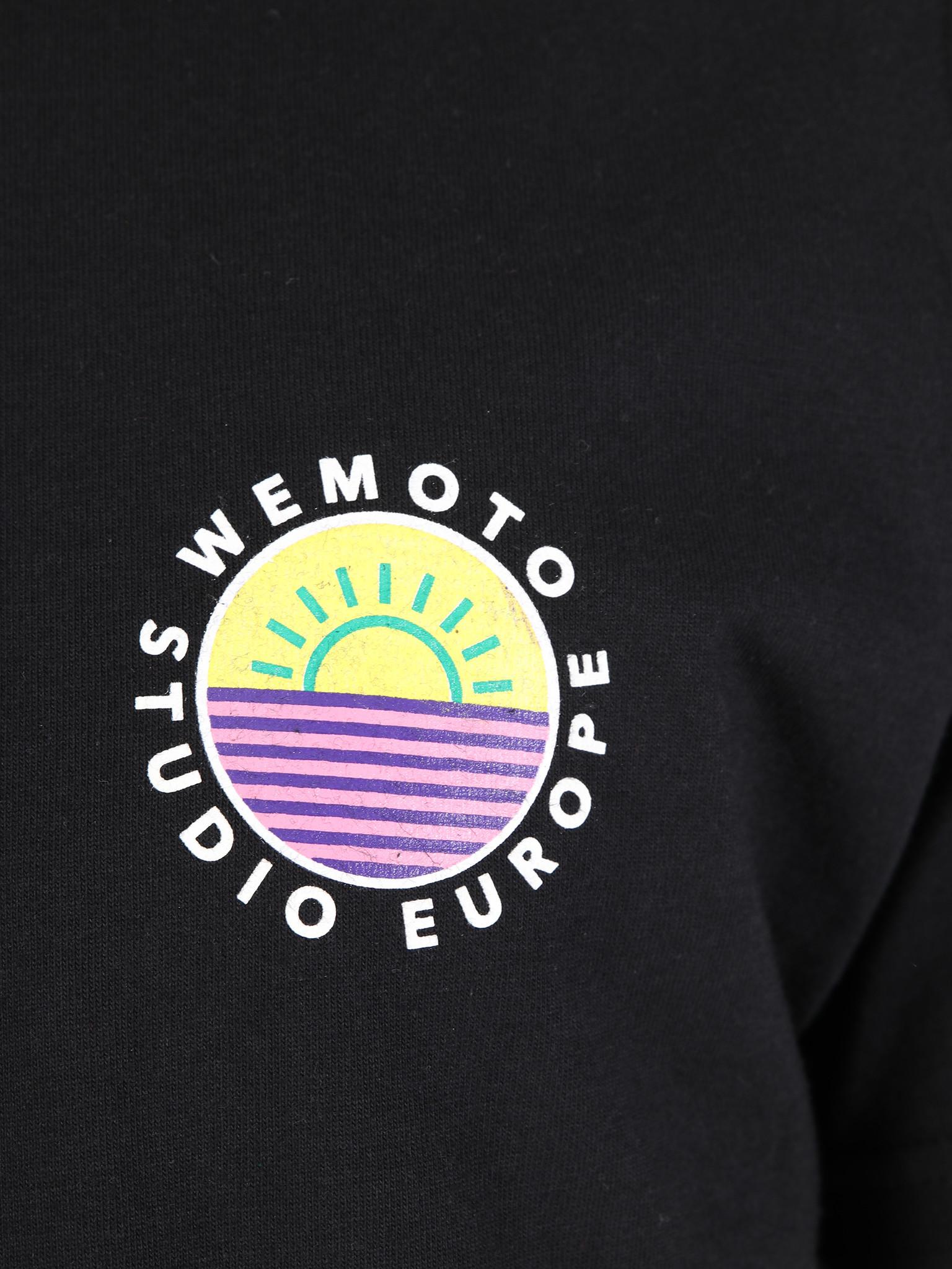 Wemoto Wemoto Good Life T-Shirt Black 131.116-100