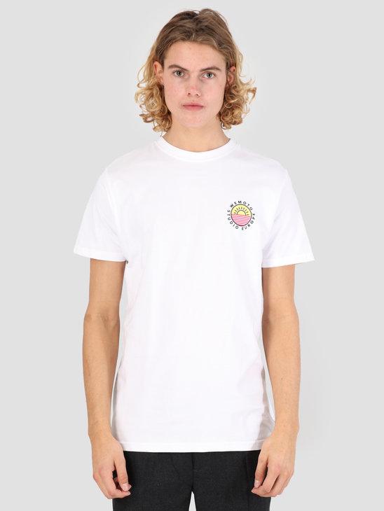 Wemoto Good Life T-Shirt White 131.116-200