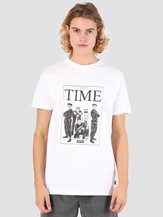 Wemoto Goodtimes T-Shirt White 131.101-200