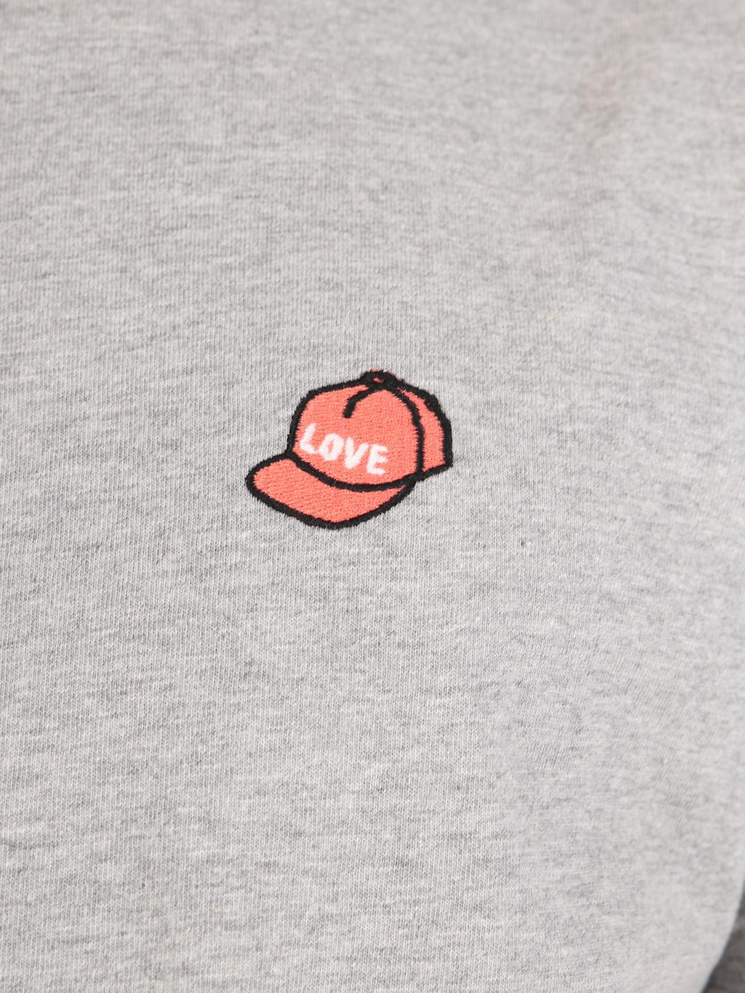 Wemoto Wemoto Hat Jersey Heather 131.226-300