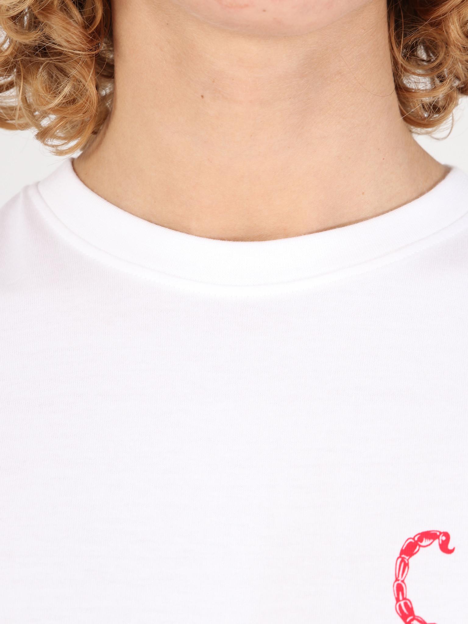 Wemoto Wemoto Scorpio T-Shirt White 131.135-200
