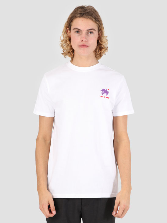 Wemoto Love T-Shirt White 131.131-200