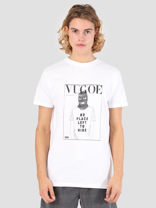 Wemoto No Place T-Shirt White 131.102-200