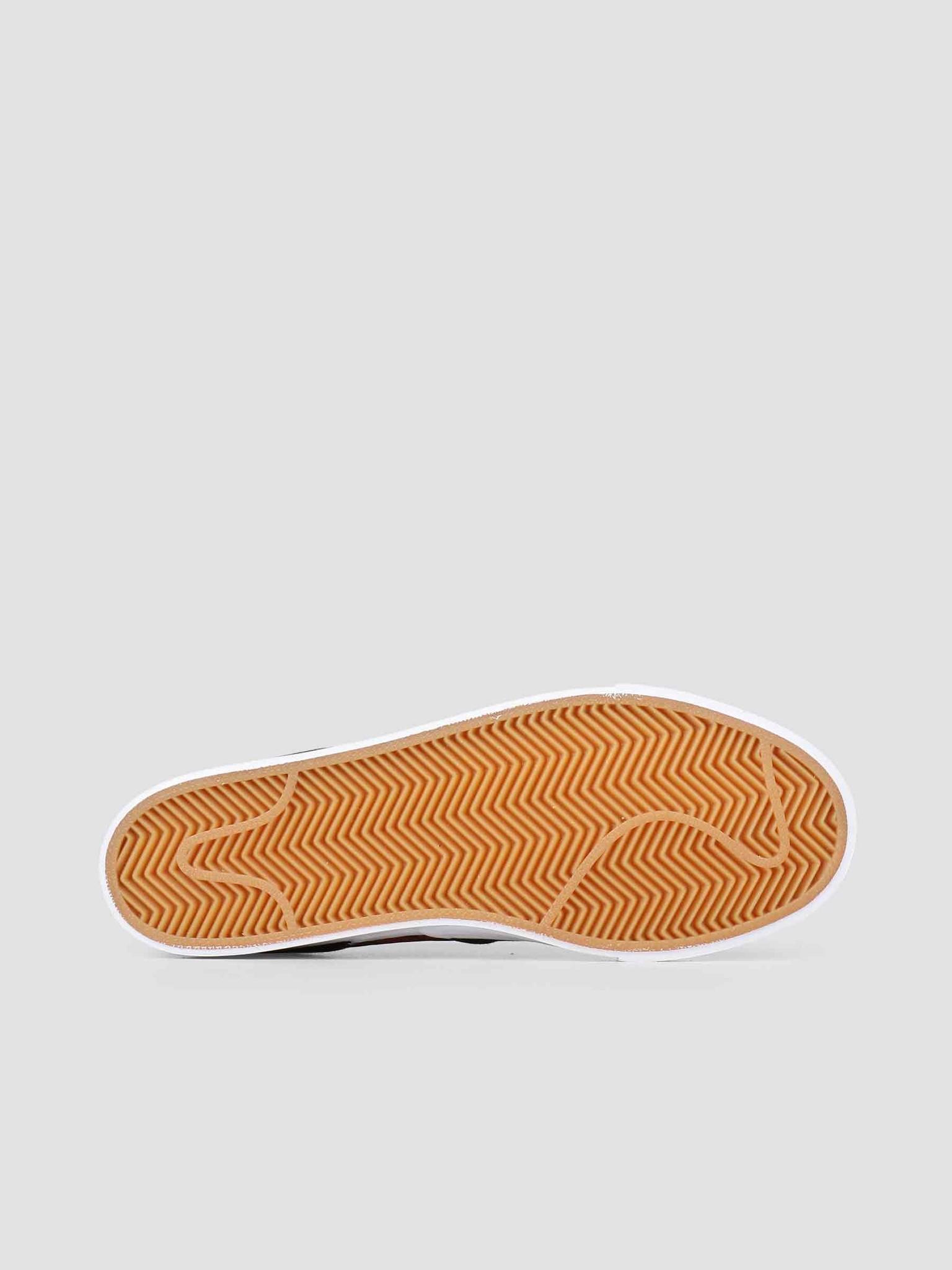 Nike Nike Sb Zoom Stefan Janoski Slip Premium Skateboarding Velvet Brown 833582-200