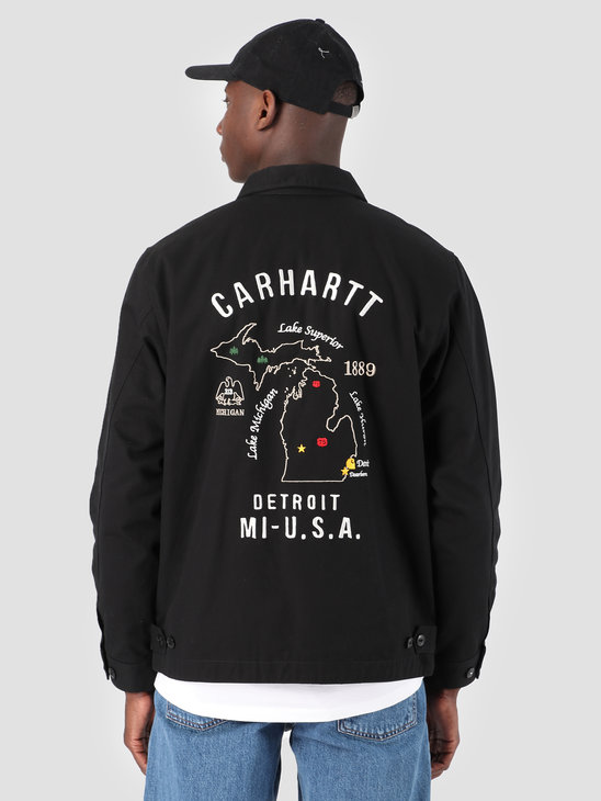 Carhartt WIP Lakes Jacket Black I026019