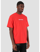 Daily Paper Daily Paper SS19 Essential T-Shirt Red 19S1TS18-01