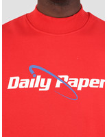 Daily Paper Daily Paper SS19 Essential Sweater Red 19S1SW04-04