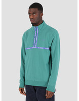 HUF HUF Midtown 1/2 Zip Fleece Deep Jungle FL00077