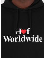 HUF HUF Huf Love Hoodie Black PF00112