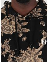 HUF HUF Highline Hoodie Black FL00076