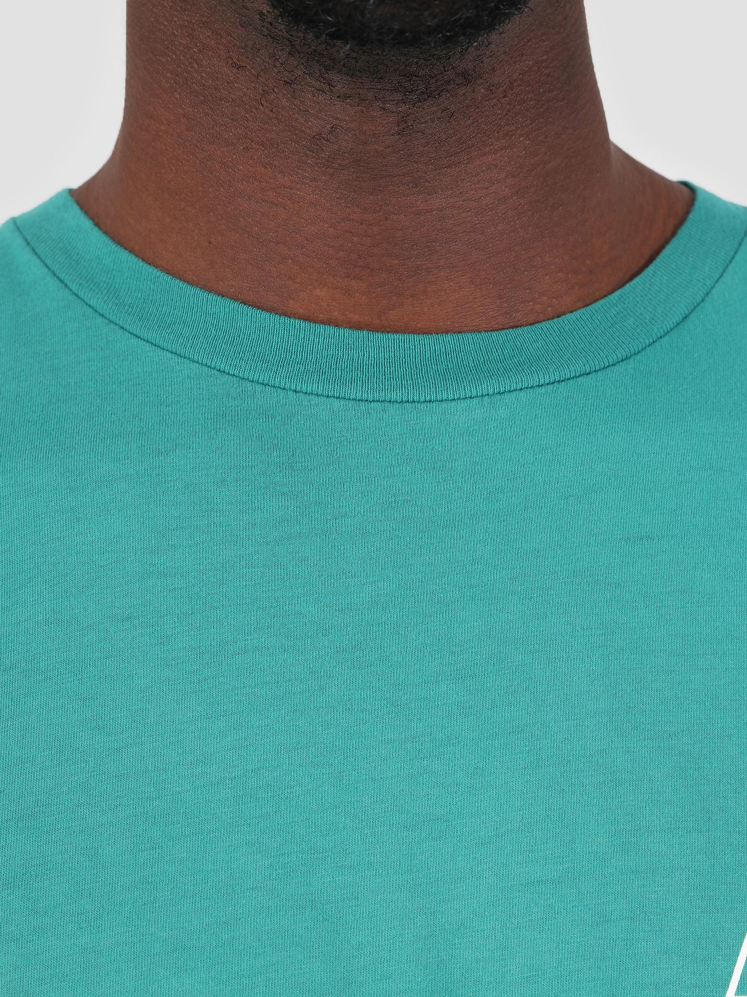 HUF HUF City Rose TT T-Shirt Deep Jungle TS00574