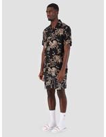 HUF HUF Highline Woven Shirt Black BU00043