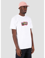 HUF HUF Huf Town T-Shirt White TS00573